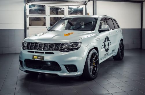 O.CT gonfle le Jeep Grand Cherokee SRT TrackHawk à 888 chevaux !