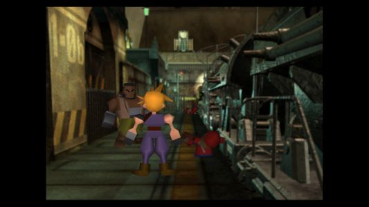 Final Fantasy VII, le jeu d'origine