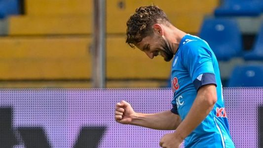 Europa League : Dries Mertens de retour dans la sélection de Naples face à Grenade