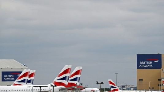Coronavirus et aviation:  British Airways enregistre déjà 6000 départs volontaires