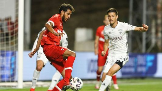Mené 0-2, l'Antwerp arrache un point contre Eupen