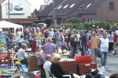 Inscriptions pour la traditionnelle brocante