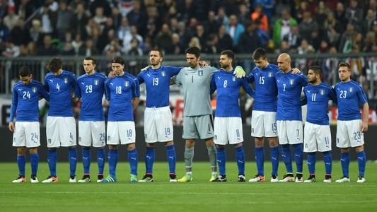 L'Italie remporte l'Euro 2020 de football. virtuel
