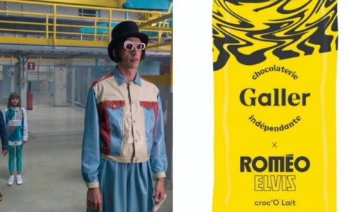 Roméo Elvis et Galler, la collaboration gourmande
