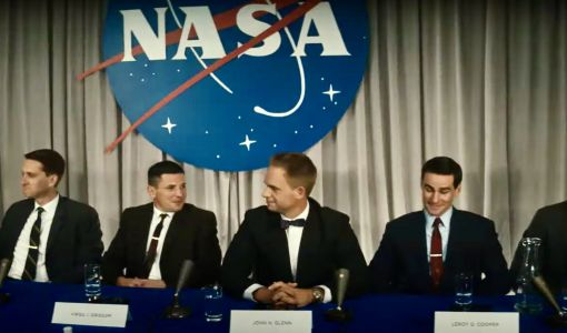 "Un premier extrait pour ""The Right Stuff"", la série spatiale de Disney +"