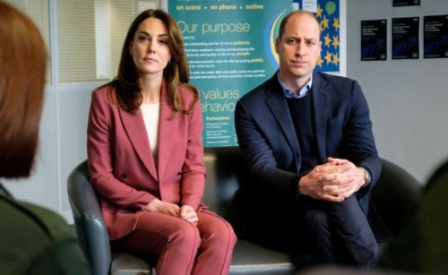 Coronavirus:  Kate et William lancent un programme à 5 millions de livres