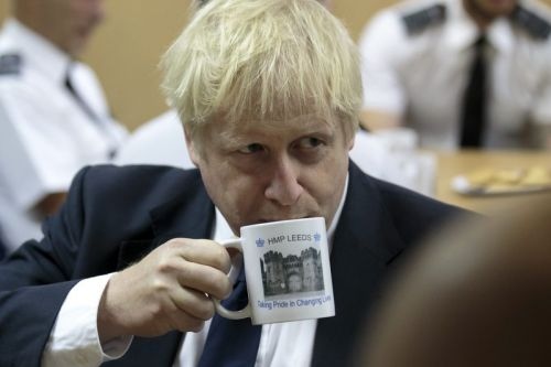 Boris Johnson réaffirme vouloir un accord mais sans le « backstop »