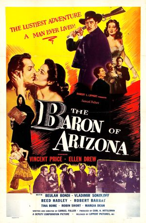 « LE BARON DE L'ARIZONA » (1950)