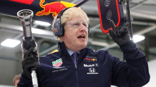 La F1 en Grande-Bretagne, yes or no ? Boris Johnson s'en mêle