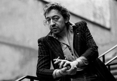 Serge Gainsbourg:  son évolution en 25 looks