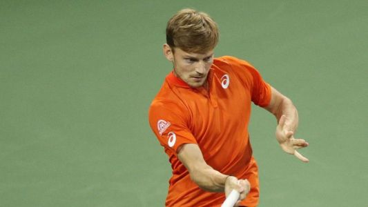 Goffin s'impose face à Cecchinato et poursuit sa route à Miami