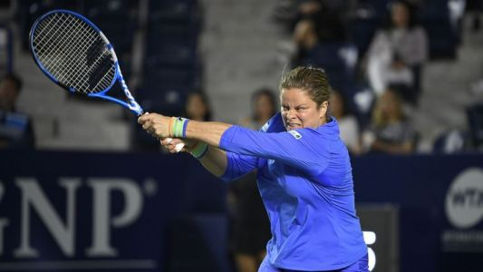 Clijsters remporte son premier match depuis la reprise au World Team Tennis