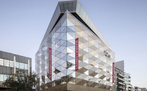Les Galeries Lafayette inaugurent un grand magasin au Luxembourg