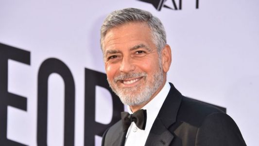 George Clooney a 60 ans